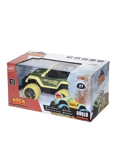 Birlik Oyuncak Birlik Oyuncak Ujy186 B 1:18 Şarjlı Uzaktan Kumandali Oyuncak Safari Jeep Renkli